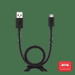 Câble de données USB-A vers micro-USB de 1m de motorola